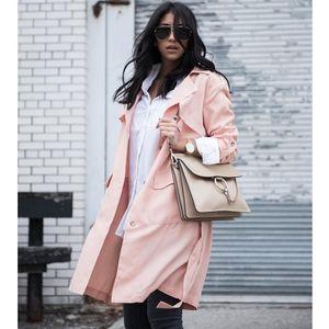 Lovers + Friends Pink Jacket